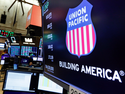 Slowing economy, trade wars, drag on US rail companies