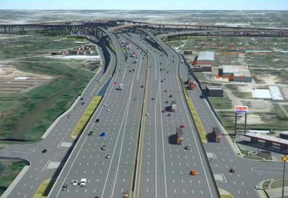"""NINE """"WASTEFUL"""" HIGHWAY PROJECTS ACROSS THE U.S. IDENTIFIED IN NEW REPORT"""