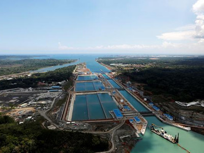 """""""Record tonnage"""" for Panama Canal"""