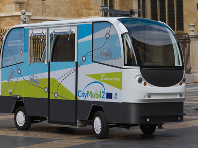 Austin, Texas, Transit Agency Considers Electric, Driverless Shuttles Downtown