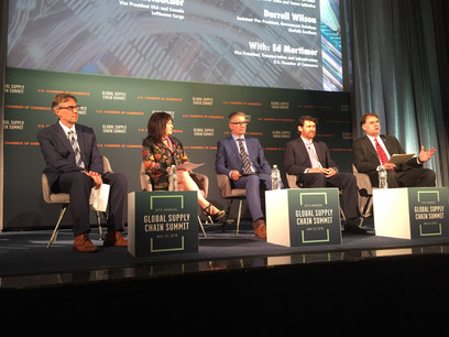 Supply Chain Panelists Call for More Infrastructure Investment