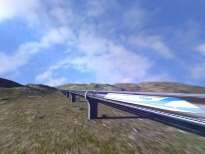 """China dreams of 4,000km/h """"flying trains"""""""