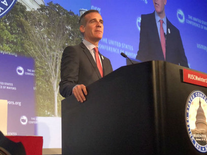 Mayors Skeptical of Trump Infrastructure Plan