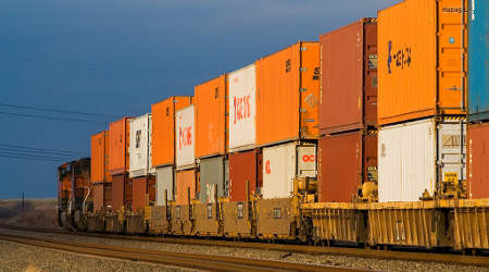 AAR: U.S. carloads, intermodal traffic up in Week 21