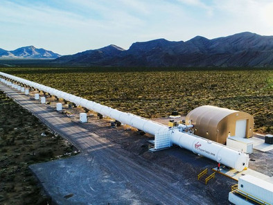 VIRGIN HYPERLOOP ONE'S NEW CEO COULD MAKE A WOOSHY FUTURE REAL