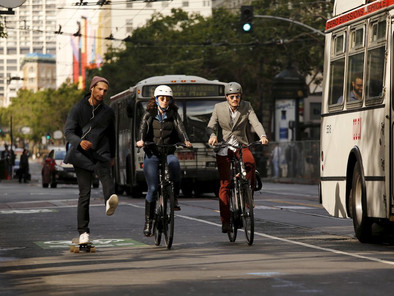 The Best and Worst U.S. Places to Live Car-Free