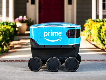 THE PRIME CHALLENGES FOR AMAZON'S NEW DELIVERY ROBOT