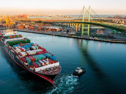 JLL report: East Coast port share of U.S. 20-foot box traffic neared 49 percent last year