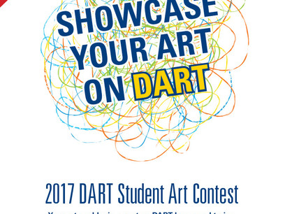 DART 'sketches' annual art contest for grades K-12