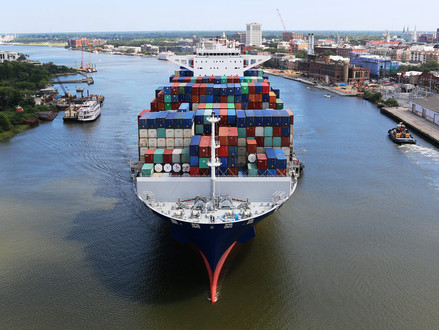 Georgia Ports Authority approves $92 million in funding for more intermodal rail capacity