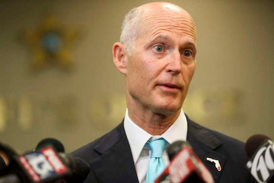Rick Scott announces potential high-speed rail linking Tampa and Orlando