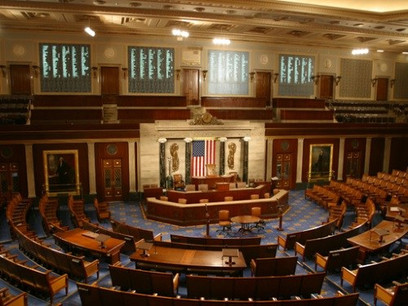 Rescission Repeal Left Out Of House's Continuing Resolution