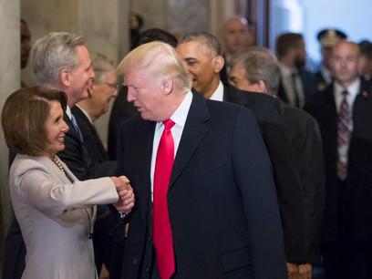 Trump, Pelosi infrastructure talks invite skepticism