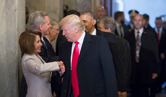 Trump, Pelosi infrastructure talks invite skepticism