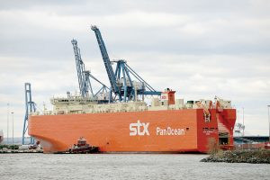 Port of Baltimore an economic engine for the region
