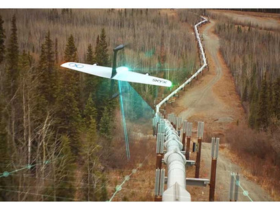 Canadian Company Proposes to Cut Pipeline Monitoring Costs with Automated Drones