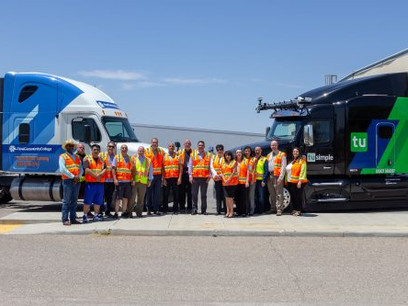 TuSimple, Arizona community college partner on autonomous driving certificate program