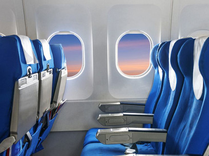 Would airplane seat sizes really stop shrinking under House's FAA reauthorization bill?