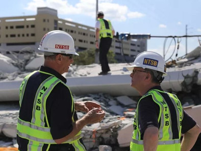 Miami bridge collapsed during post-tensioning, examination reveals