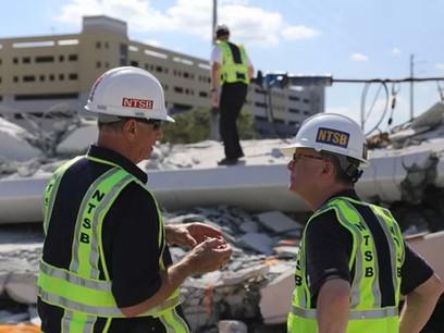 Miami bridge collapsed during post-tensioning, examination reveals