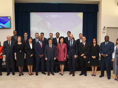 U.S. Secretary of Transportation Elaine L. Chao Co-hosts Latin American and Caribbean Ministers of T