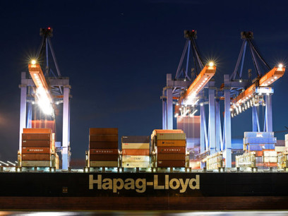 Hapag-Lloyd Sees Calmer Waters Ahead for Shipping Industry