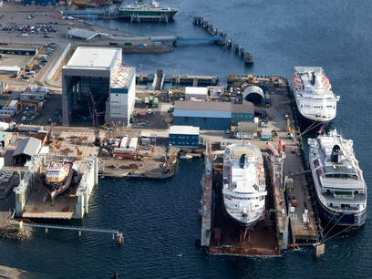 New Money for US Shipyards to Support Jobs and Industry