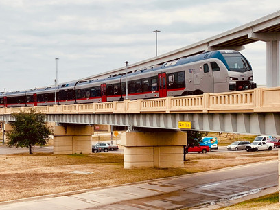 Fort Worth is crazy over TEXRail, so is now the time to extend the trains south and west?