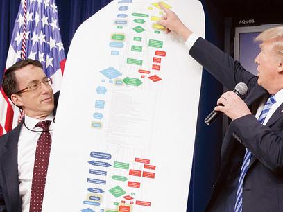 Former White House Infrastructure Guru D.J. Gribbin Still Supports Streamlining