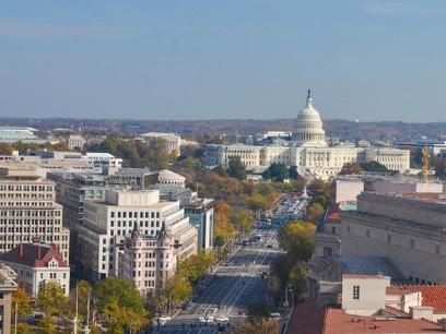 Washington, D.C., Dips Its Toe into Self-Driving Cars