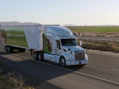 Self-driving truck startup expanding in Arizona