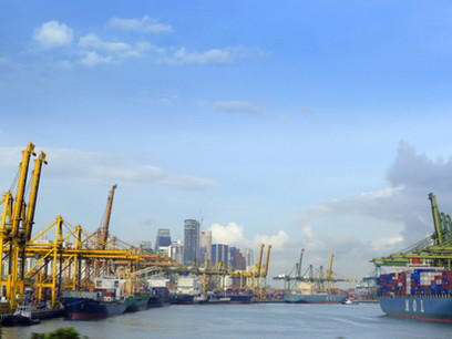 Container terminal throughput set to hit near a billion teu in five years