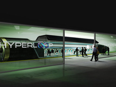 DP World Invests Millions In Tube Travel Developer Hyperloop One
