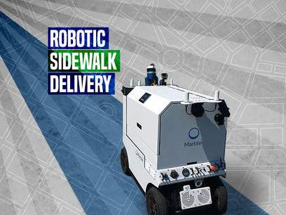 Rolling robots, in test mode in Arlington, could be coming to Dallas sidewalks