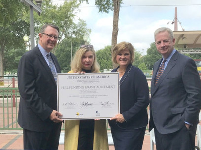 DART receives $60 million federal grant for platform project