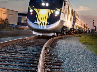 Walt Disney World Might Be A New Stop for Brightline/Virgin High Speed Rail System