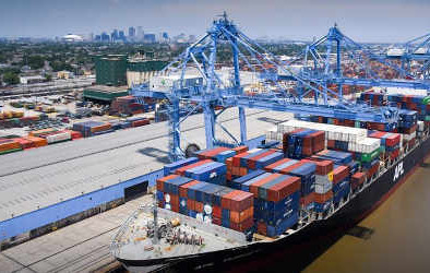 Port of New Orleans set container volume record in 2018
