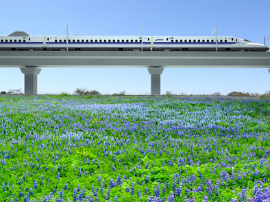 Dallas-Houston Bullet Train Faces Eminent Domain And Other Hurdles