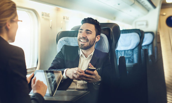 Europe's top three high-speed and long-distance operators revealed in new report