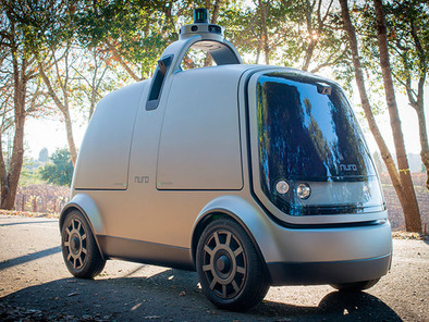 Autonomous Technology Startups Look to Disrupt Last-Mile Delivery