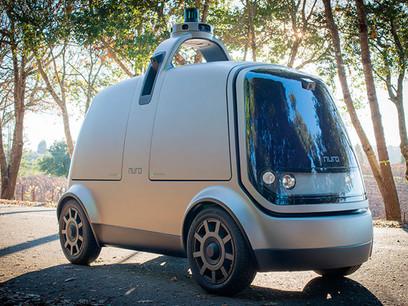 Autonomous Technology Startups Look to Disrupt Last-Mile Delivery