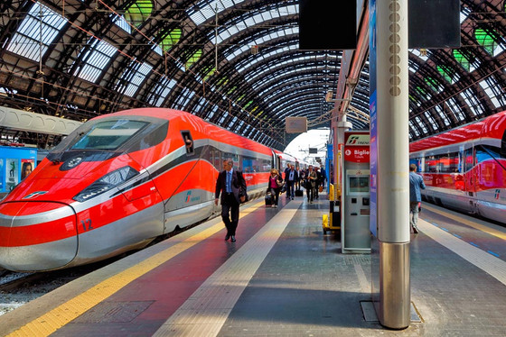No, Passenger Trains Don't Work in Europe & Asia Either