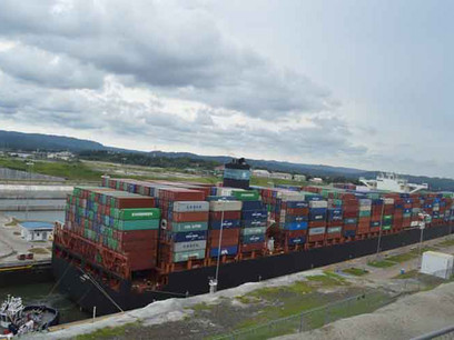 Panama Canal Reports Increased Revenues in First Quarter of 2019