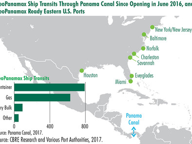 Panama Canal expansion appears to be adding to its success