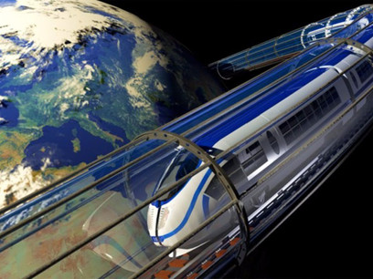 Hoverbikes, Hyperloops and Multicopters: What the Future of Travel Looks Like
