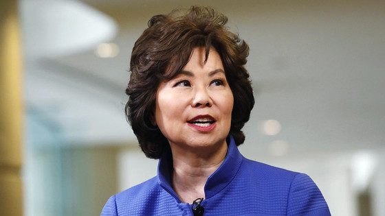 Secretary Elaine Chao Touts Positive Train Control Installment at Summit