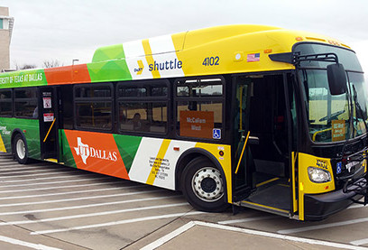 DART Approves New Bus Purchase for UTD Campus Area