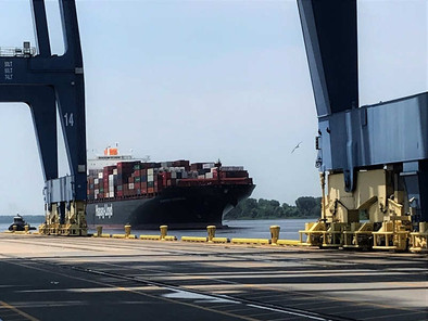 N.C. Ports Plans Another Turning Basin Expansion In 2019