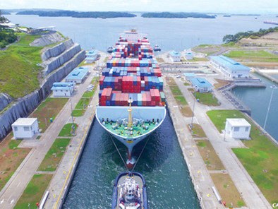 With Strong Traffic, Panama Canal Bonds Get Upgrade