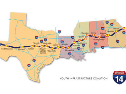 Could A New Interstate North of Houston Help Alleviate The City's Traffic Issues?